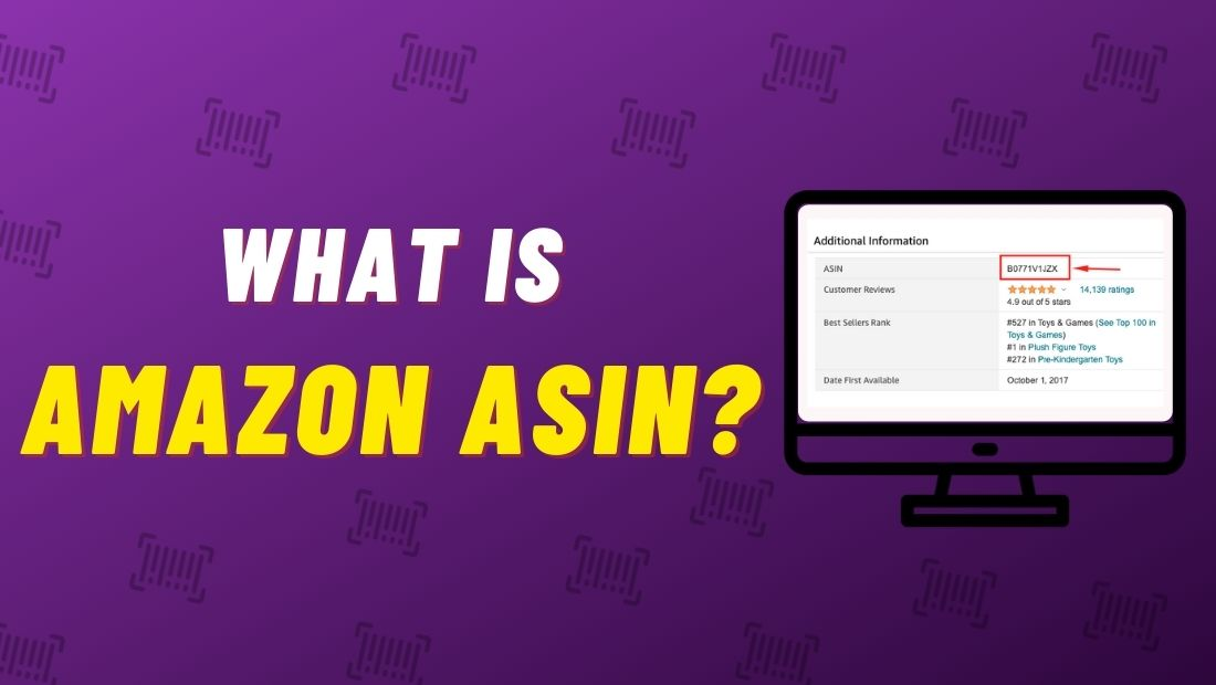 What is ASIN?